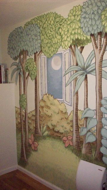 Where The Wild Things Are nursery   Cassy Lee