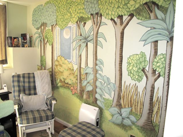 Where The Wild Things Are Nursery Completed Cassy Lee