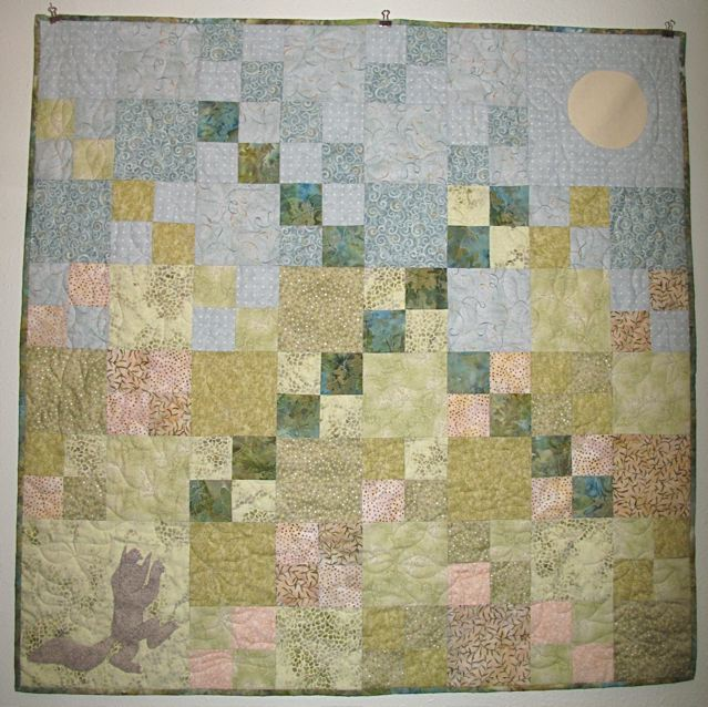 Where The Wild Things Are Quilt