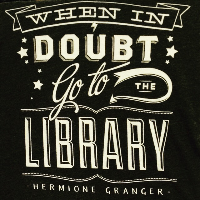 T-shirt design by the Harry Potter Alliance, beign sold at the conference